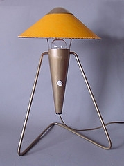 Vintage Art Deco Lamps